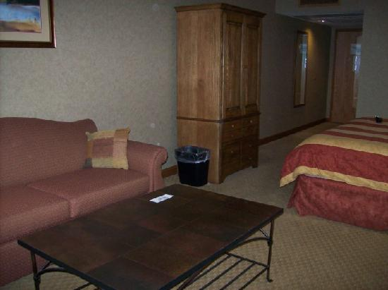 Black Hawk, CO: Seating area