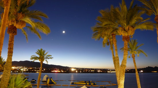 Lake Havasu City, Arizona: Room with The Best View!!