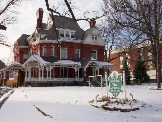 Photo of Mansion View Inn Bed & Breakfast Toledo