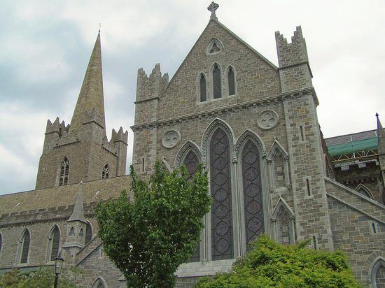Ireland: St. Patrick's Cathedral