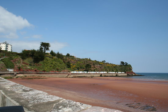 Paignton, UK: 5 minutes walk to Goodrington