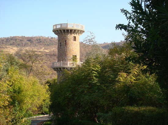 Sawai Madhopur, Inde : Observation Tower 