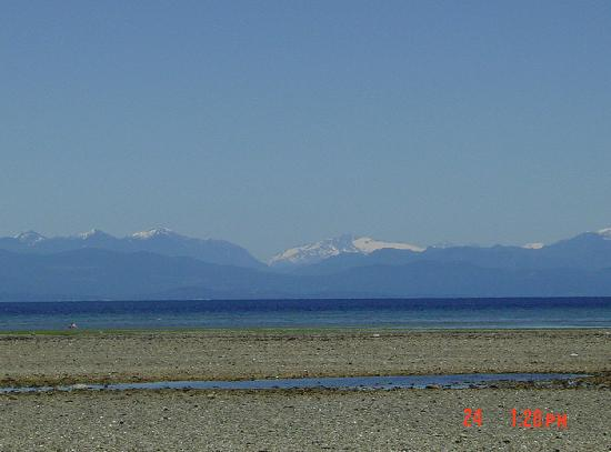 Parksville, Canada: Rathtrevor Beach