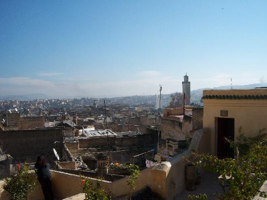 Dar Attajalli: Views frow the rooftop