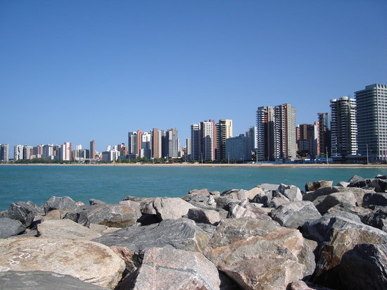 Fortaleza attractions