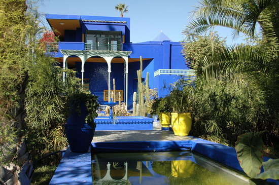 Dar Silsila : Jardin Majorelle 