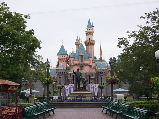 Anaheim, Californien: Disneyland