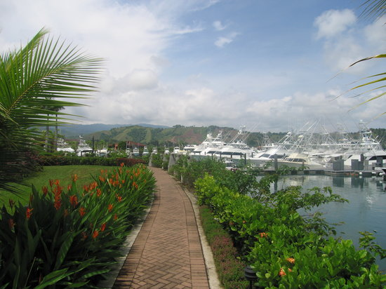 Herradura, Costa Rica : Marina 