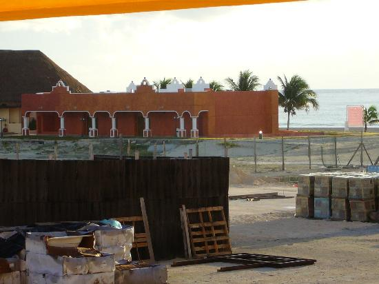 The Royal Haciendas, All Inclusive, All Suites Resort: The model, what was once all alone!
