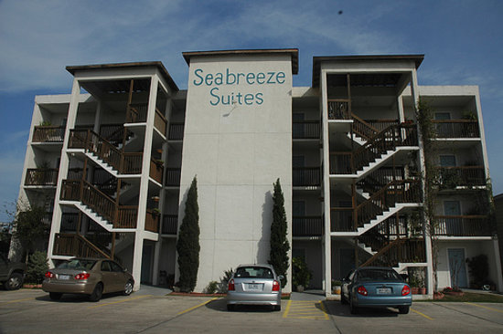 Sea Breeze Suites hotel