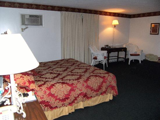 The Bird&#39;s Nest Motel: main room