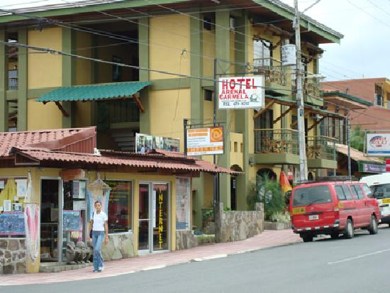 Hotel Arenal Carmela Foto