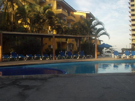 Costa Club Punta Arena: in the morning