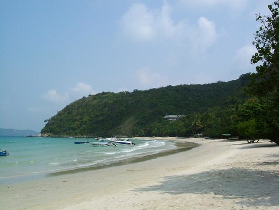 Koh Samet, Thailand: spiaggia