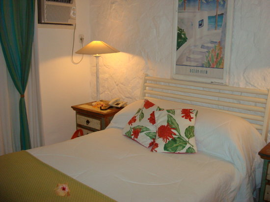 Vila d'este: our room