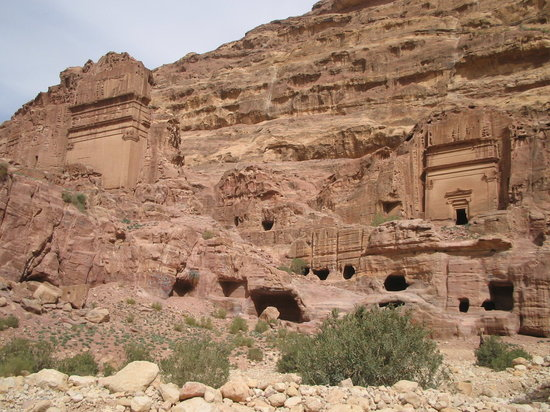 Petra / Wadi Musa, Jordan: city