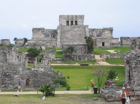 Cancún, Mexique : Tulum trip 1