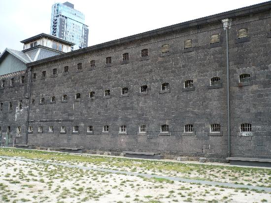 Images of Old Melbourne Gaol, Melbourne - Attraction Pictures ...