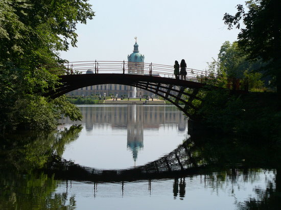 Berlin, Germany: river