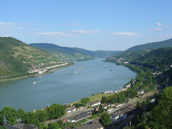 Bacharach Photos - Featured Images of Bacharach, Rhineland ...