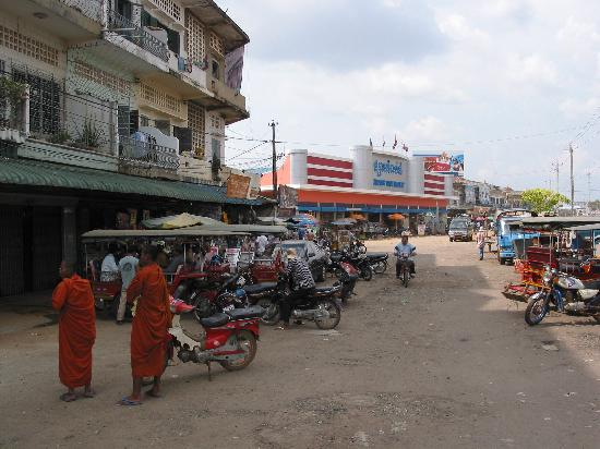 Kampong Thom Cambodia  City new picture : Kampong Thom, Cambodia: Kompong Thom