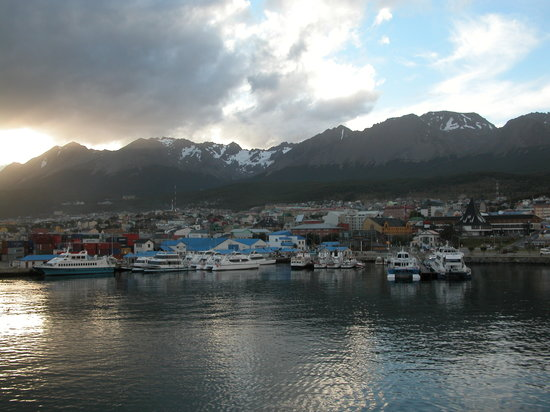 Patagonia, Argentina: Ushuaia