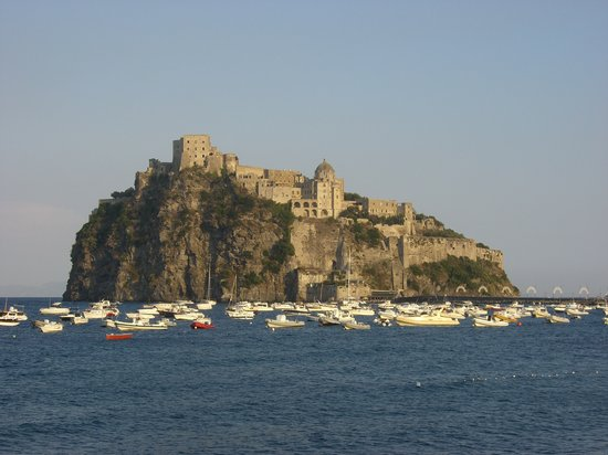 Ischia, Italy: The island where the Albergo il Monastero sits