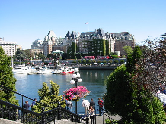 Star Hotels In Victoria Bc