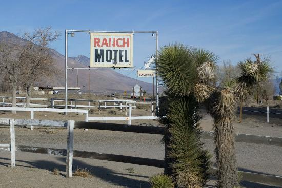 Ranch Motel, home of the Manson family?
