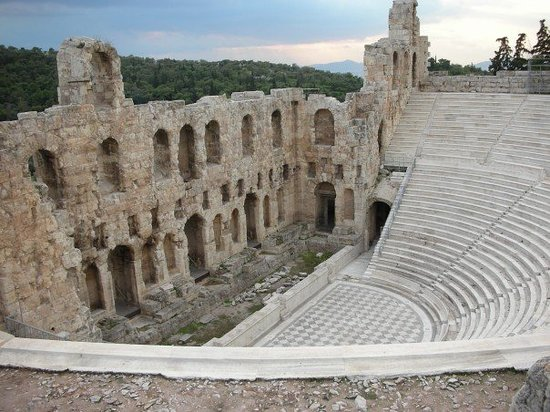Aten, Hellas: Colloseum