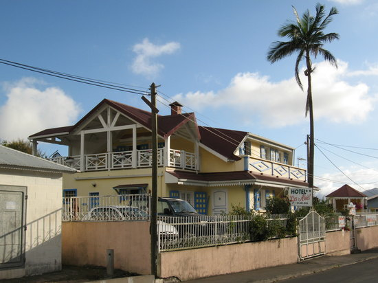 Photo of Hotel Aloes Cilaos