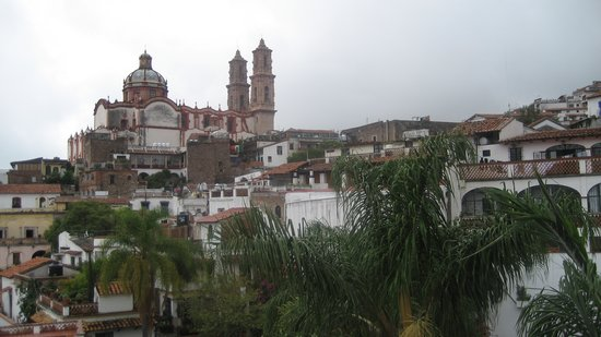 Acapulco, Mexiko: Paormica de Taxco - Guerrero