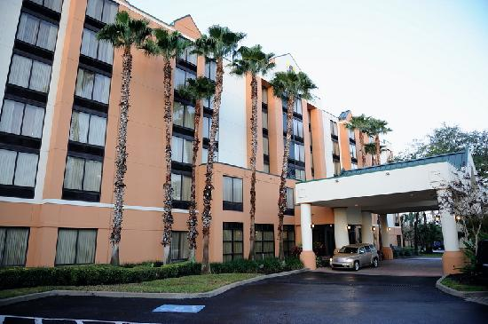 room view picture of hyatt place busch gardens tampa. Black Bedroom Furniture Sets. Home Design Ideas