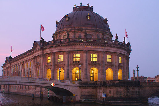 Berlin, Germany: bode museum
