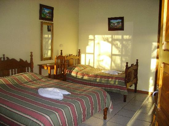 Jardines Arenal Lodge: The Room