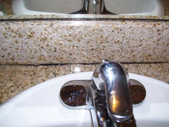 Country Inn & Suites By Carlson Austin-North: Sink
