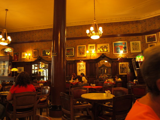 Buenos Aires Cafe Cafe Tortoni Buenos Aires