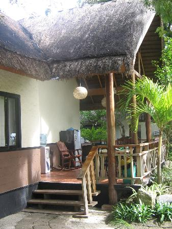 Sabangan Beach Resort: we stayed at this cottage!