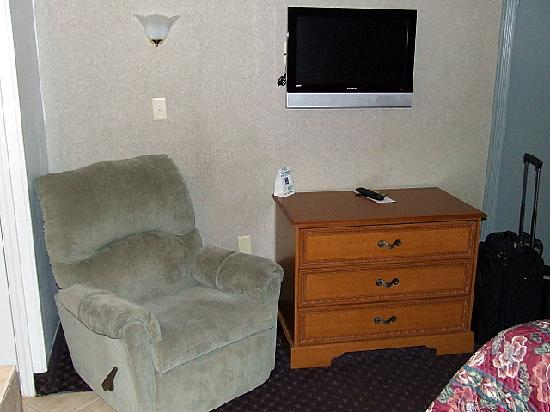 Quality Inn: Recliner