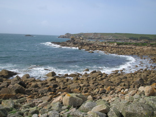 St Mary's, UK: Coastal Walk