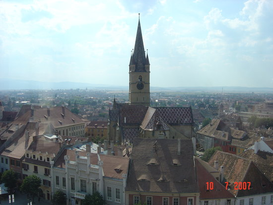 alojamientos bed and breakfasts en Sibiu