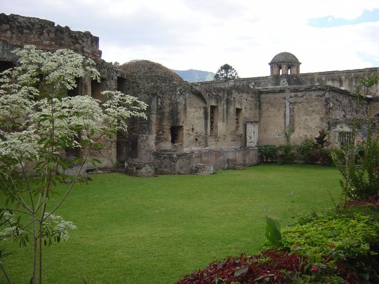 Antigua, Guatemala: Convento de Capuchinas (Ruinas)