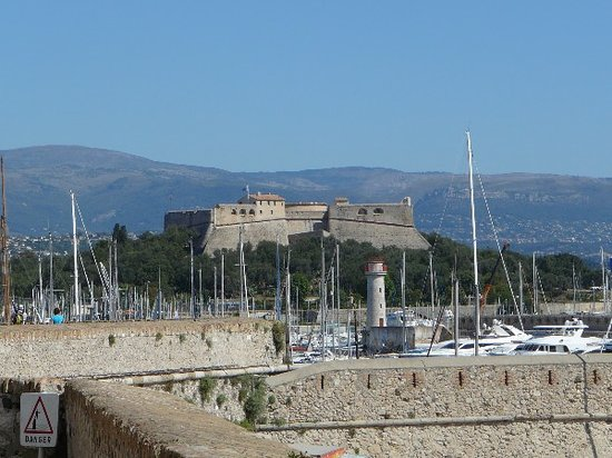 French Riviera - Cote d'Azur, France: antibes