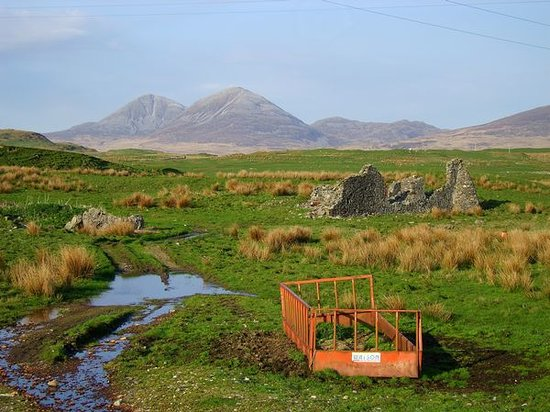 The Hebrides, UK: Paps of Jura