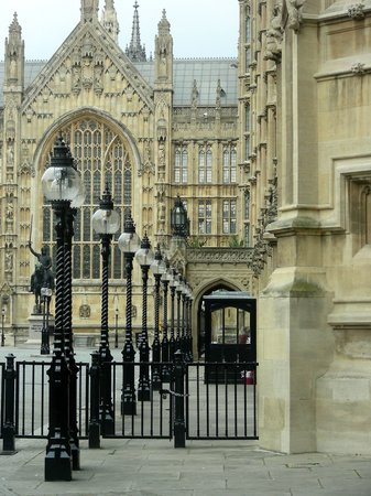 Londres, UK : House of Parliament