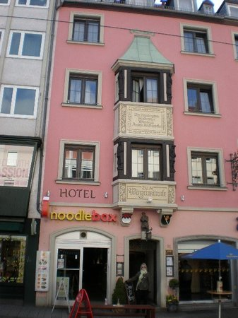 Hotel Zum Winzermaennle