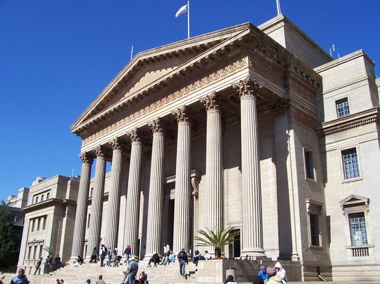 Sdafrika: Wits University