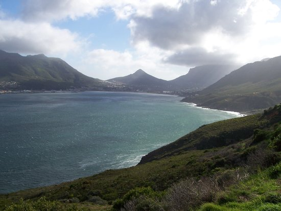 Afrika Selatan: Drive to Cape Point
