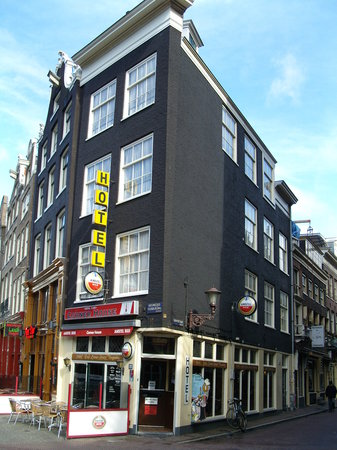 Photo of Hotel Cafe Corner House Amsterdam