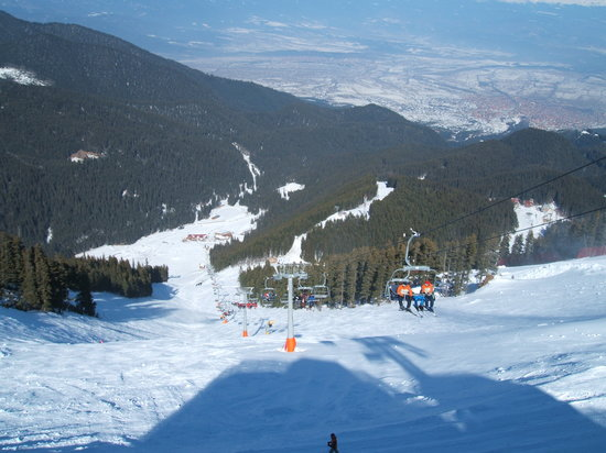 Bansko, Bulgarie : enjoyable slopes